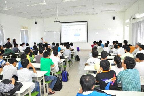 Loa dùng cho lớp học phục vụ giảng dạy