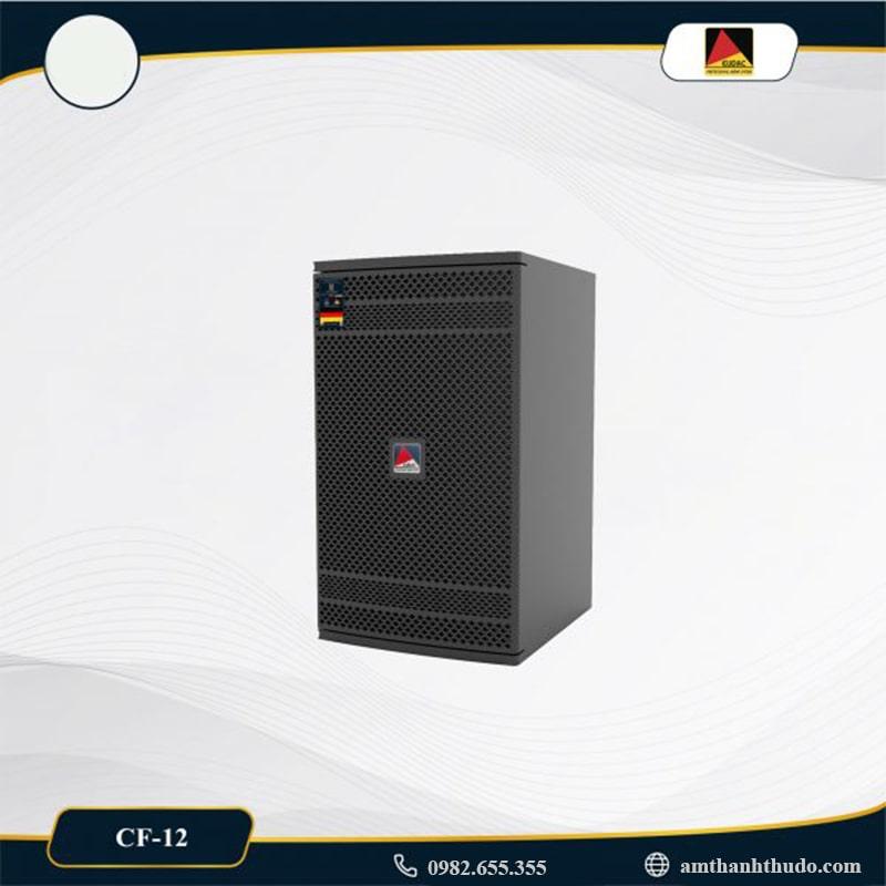 Loa karoake EUDAC CF-12 cho hệ thống âm thanh chuyên nghiệp