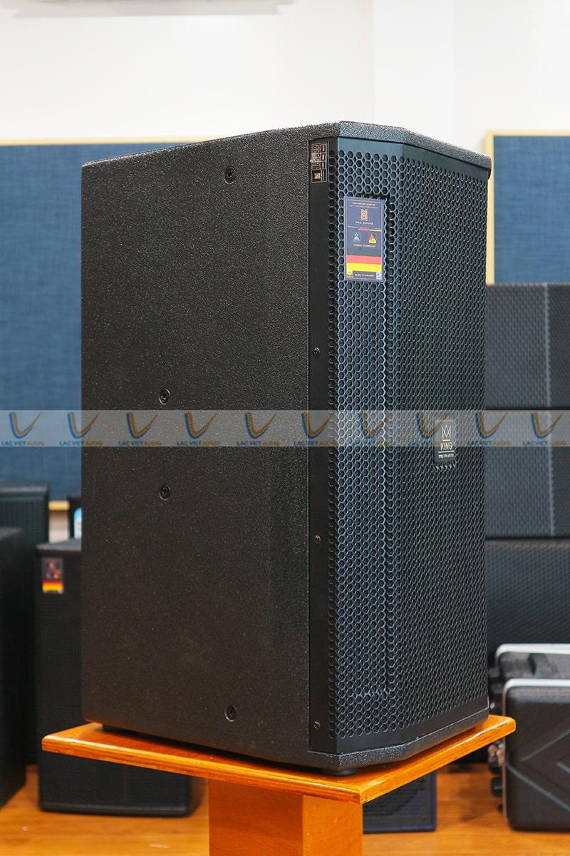 Loa full karaoke King DE-12 - thiết bị cho dàn âm thanh chuyên nghiệp