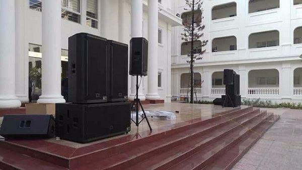 Loa JBL STX825 được cung cấp cho nhiều dự án tại Lạc Việt Audio