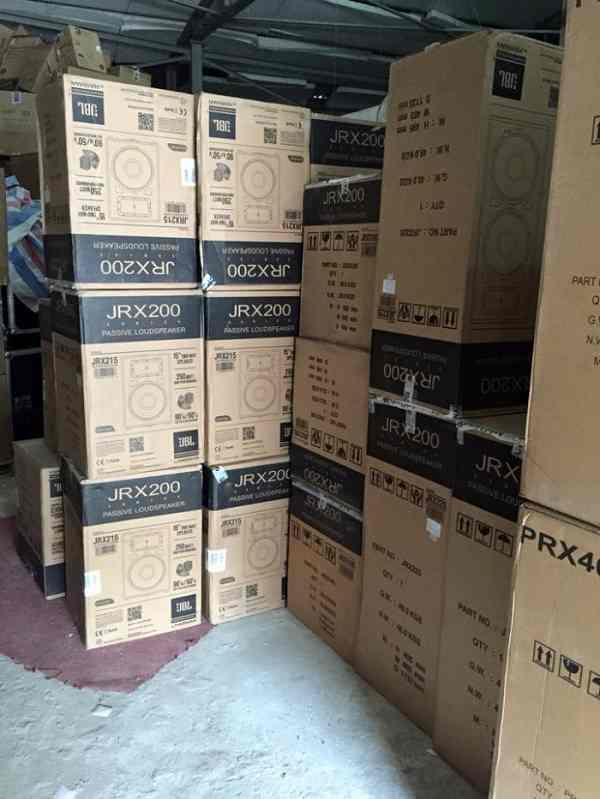 Loa JBL JRX225 chất lượng cao