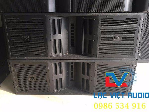 Loa array JBL VT488 tại lạc Việt Audio