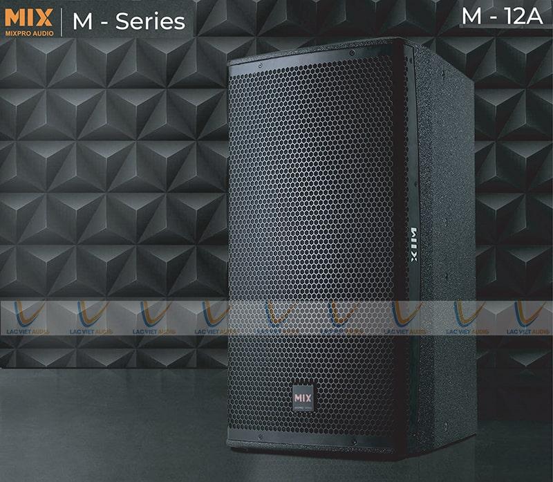 Loa karaoke MIX M – 12A