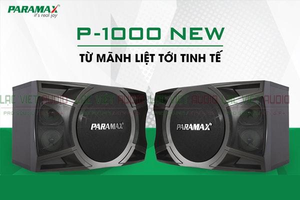 Loa Paramax P1000 NEW chinh hãng