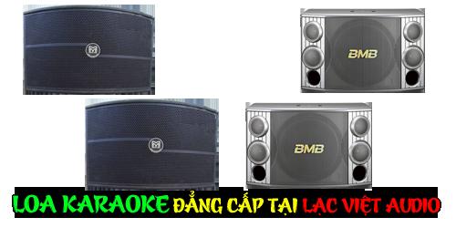 Loa karaoke tại Lạc Việt audio