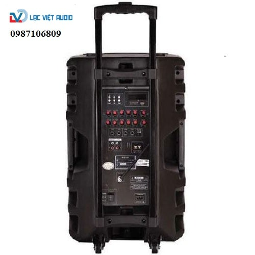 Loa kéo Bluetooth Temeisheng LA-012