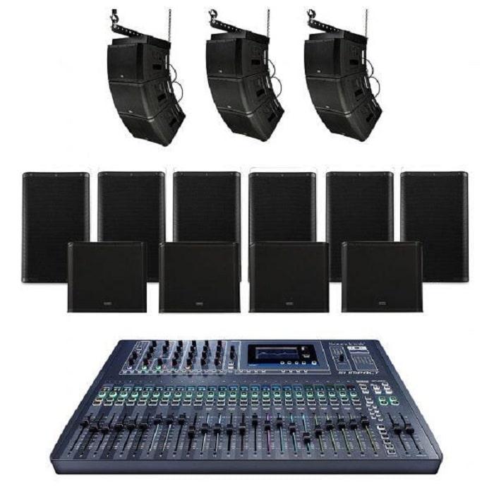 Loa Full range KING AUDIO được người sử dụng đánh giá rất cao về hiệu năng và thẩm mỹ