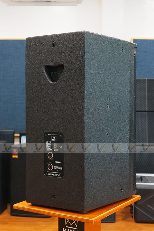 Loa King BF12 cho chất lượng âm thanh tuyệt vời