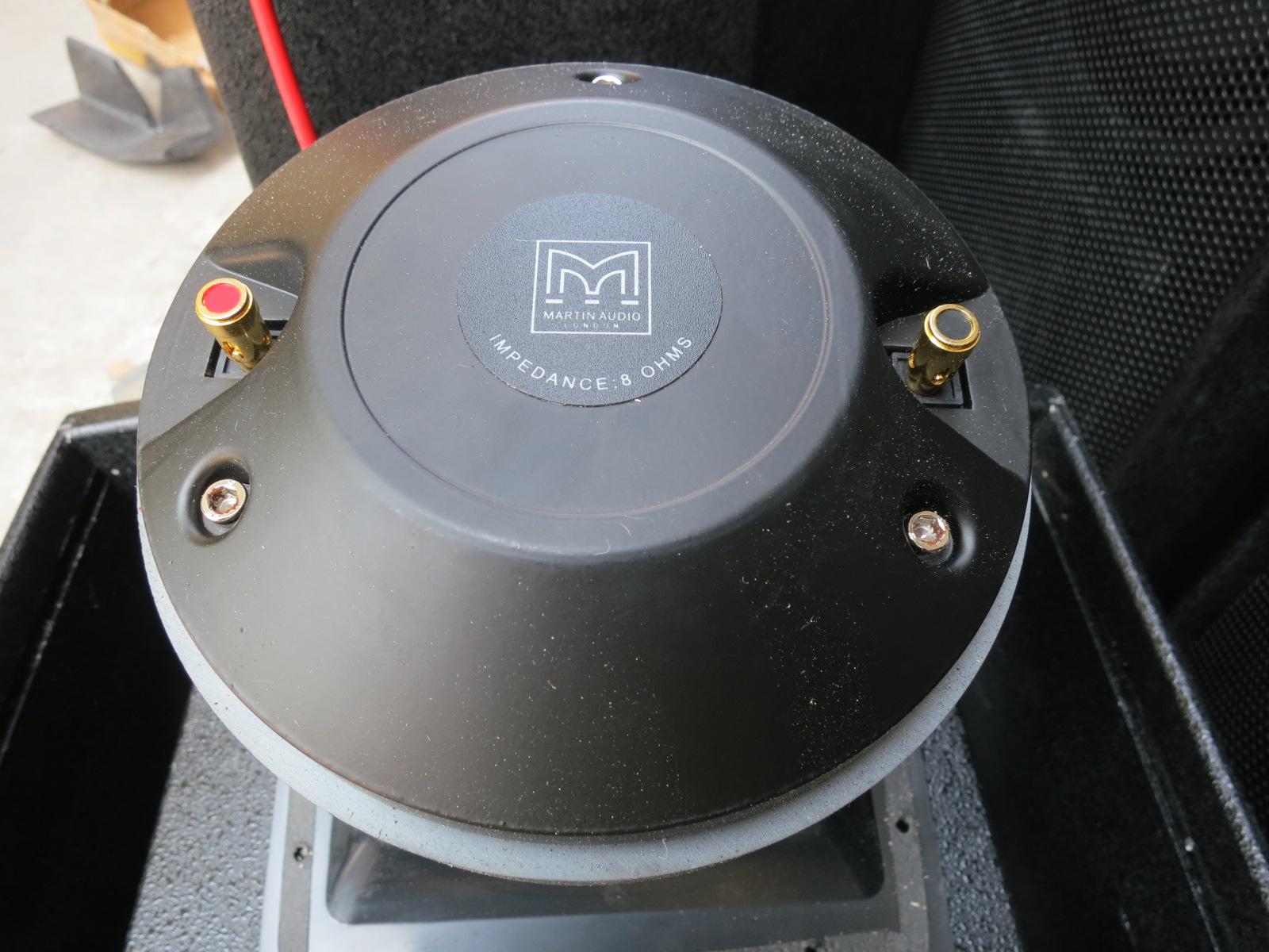 Bass loa TMD 15 chất lượng cao.