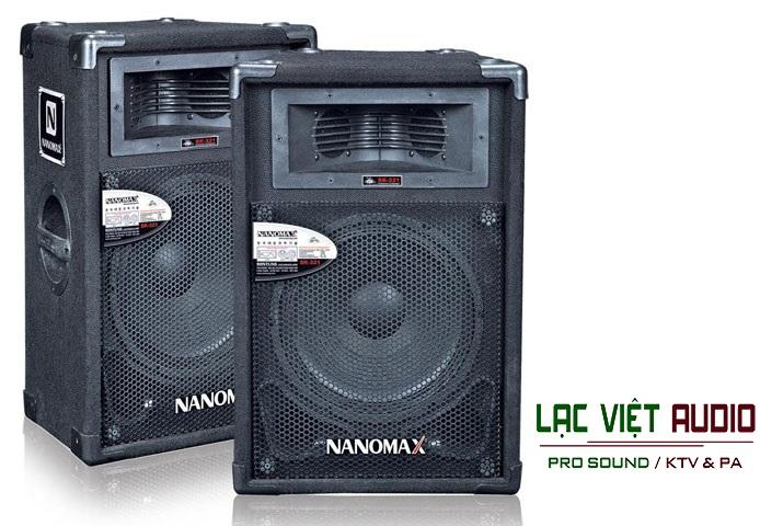 Loa hội trường Nanomax SK 321 chất lượng cao, giá rẻ nhất tại Lạc Việt Audio