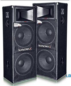 Loa hội trường Nanomax SK 406 công suất lớn