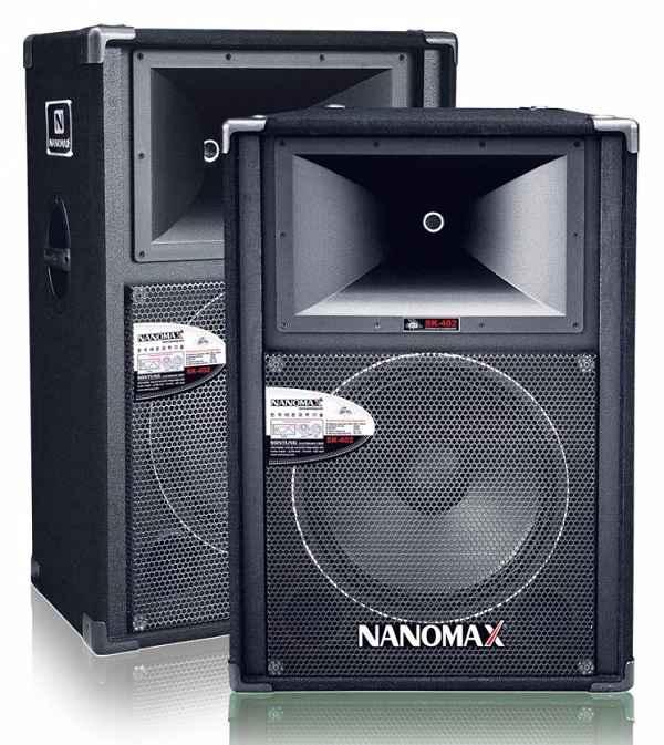 Loa Nanomax SK402
