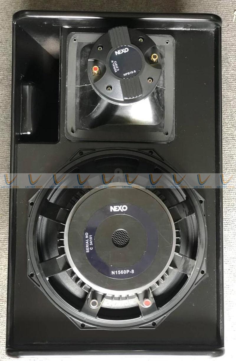 Loa Nexo Ps12 cho chất lượng âm thanh tuyệt vời