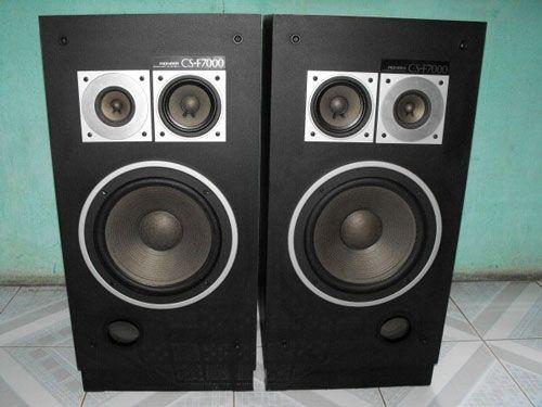 Loa Pioneer CS F7000 nghe nhạc vàng hay nhất