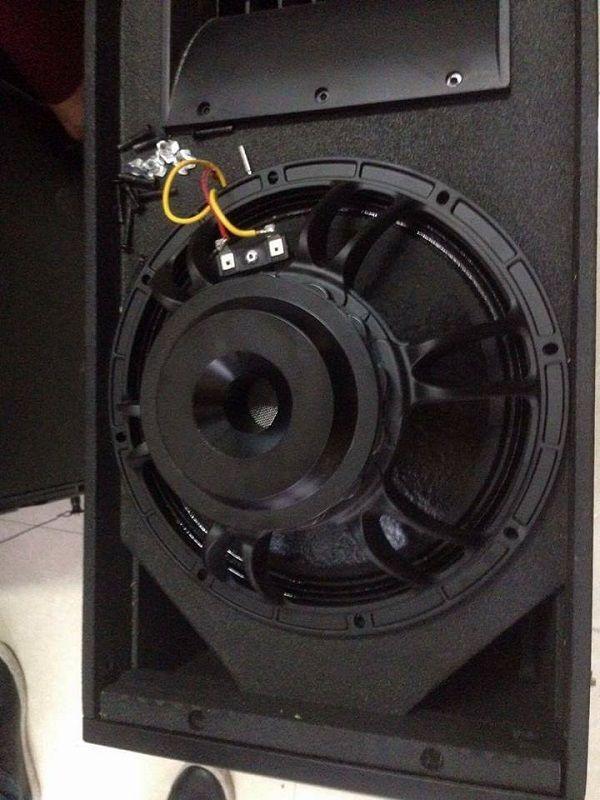 Hình ảnh củ bass NEO loa Array Pontus Ar212