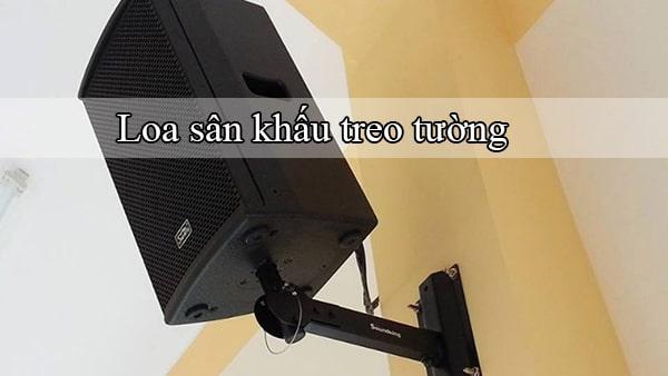 Loa sân khấu treo tường của Lạc Việt audio