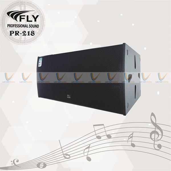 Loa sub array bass đôi 50 FLY PR218