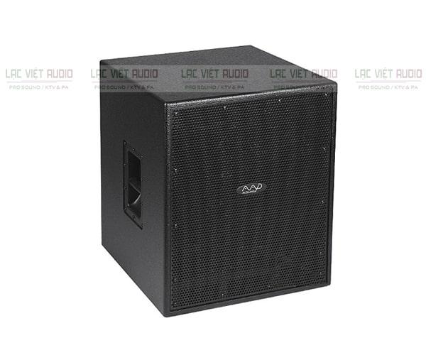 Loa sub AAD cho chất lượng âm thanh vô cùng tuyệt vời và sống động