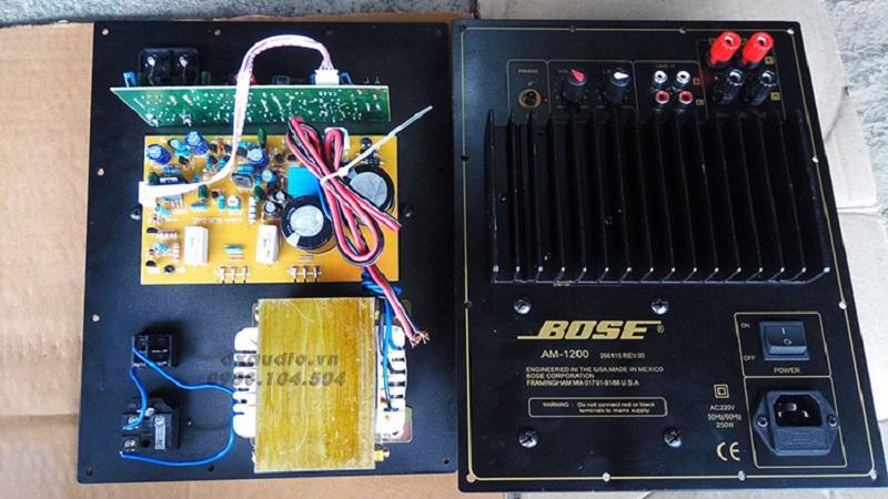 Bảng mạch loa bose 1200 Mexico chuẩn tại Lạc Việt Audio