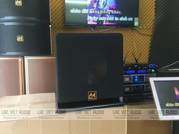 Mua loa sub CA chất lượng chính hãng tại Lạc Việt Audio