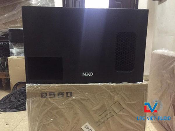 Loa Sub điện Nexo D40 nhập khẩu chất lượng