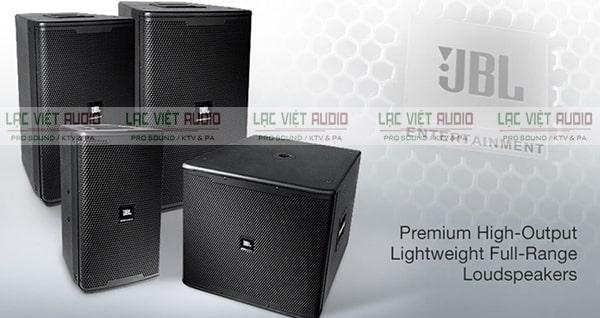 Loa sub JBL KP6018S cho chất lượng âm thanh cực tốt