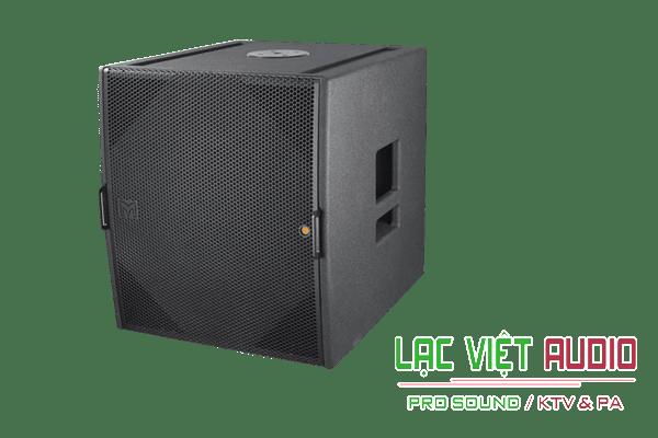 Loa sub Martin PSX được đánh giá cao về thiết kế và chất lượng âm thanh