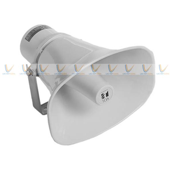 Loa nén 30W Toa SC 630 thiết kế với độ bền tiêu chuẩn cho phép hoạt động tốt trong điều kiện khắc nghiệt
