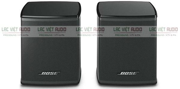 Loa sub Bose được đánh giá cao về thiết kế cũng như về chất lượng của sản phẩm