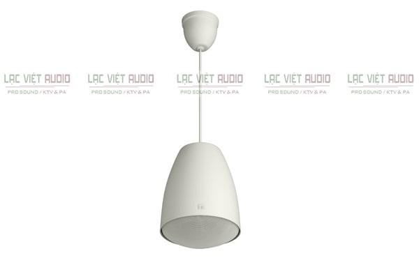Loa treo trần Toa được ứng dụng cao nhờ thiết kế bắt mắt hiện đại và chất lượng âm thanh ổn định