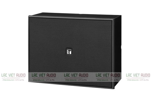 Loa treo tường TOA cho hiệu suất hoạt động cao và chất lượng âm thanh ổn định