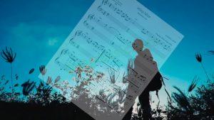 Lời bài hát Hồng Nhan có hợp âm và sheet Piano