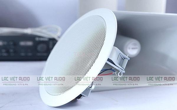 Mua các sản phẩm loa âm trần Bosch chất lượng cao giá tốt tại Lạc Việt Audio