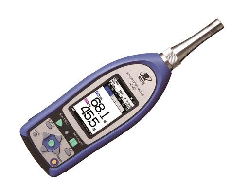 máy độ độ ồn RION NL 62