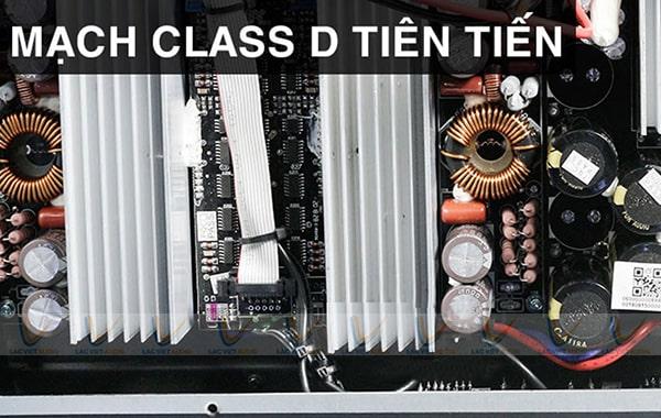 Mua cục đẩy class D giá rẻ chất lượng tại Lạc Việt Audio