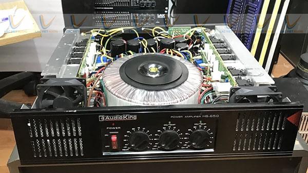 Main công suất 3 kênh King Audio