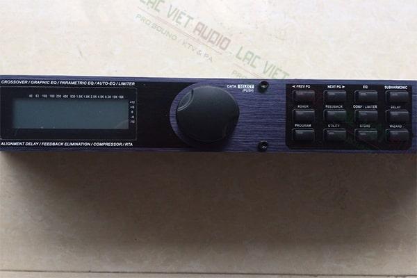 Màn hình hiển thị bộ xử lý âm thanh DriverRack PA