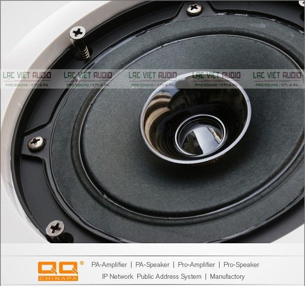 Loa âm trần bluetooth LTH-8315TS cho khả năng tái tạo âm thanh vượt trội