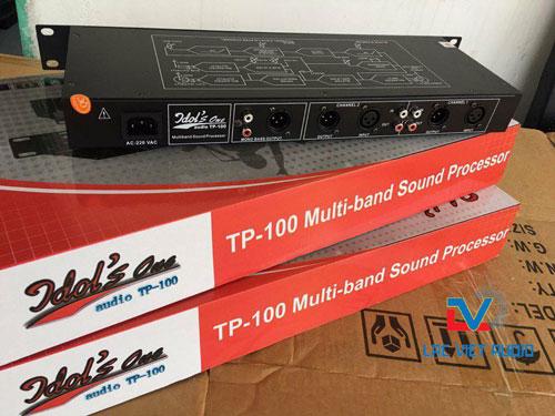Mặt sau bộ máy nâng tiếng hát Idol's One TP-100