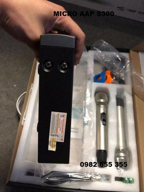 Micro AAP S300 được nhập khẩu chính hãng bởi Tân Cường