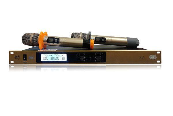 Micro không dây BFaudio J11 cao cấp