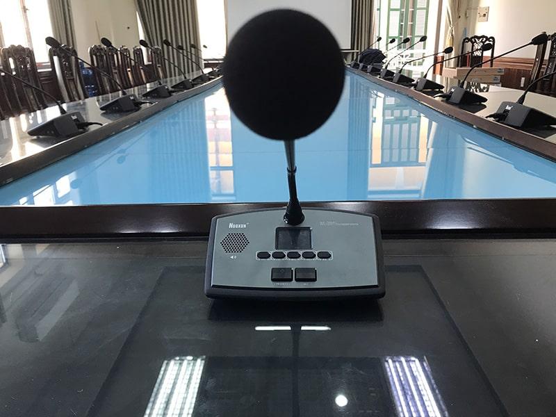 Micro phòng họp là một trong những thiết bị âm thanh quan trọng nhất