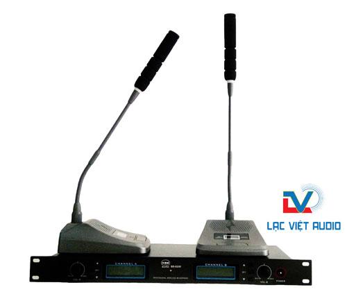 Micro cổ ngỗng không dây KBS BS-6200