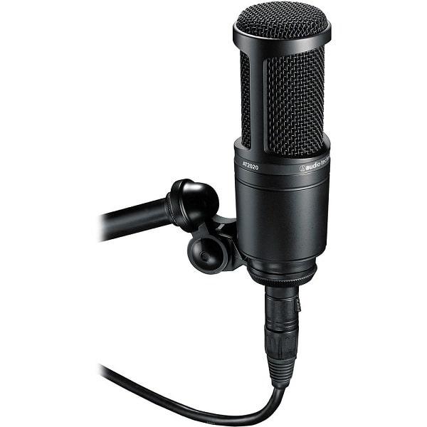 Micro condenser USB Audio-Technica