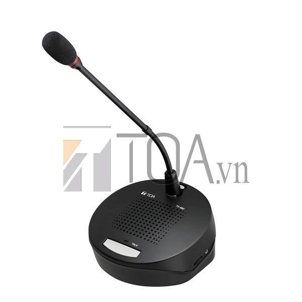 Micro đại biểu kèm cần dài TOA TS-682L cho phòng họp