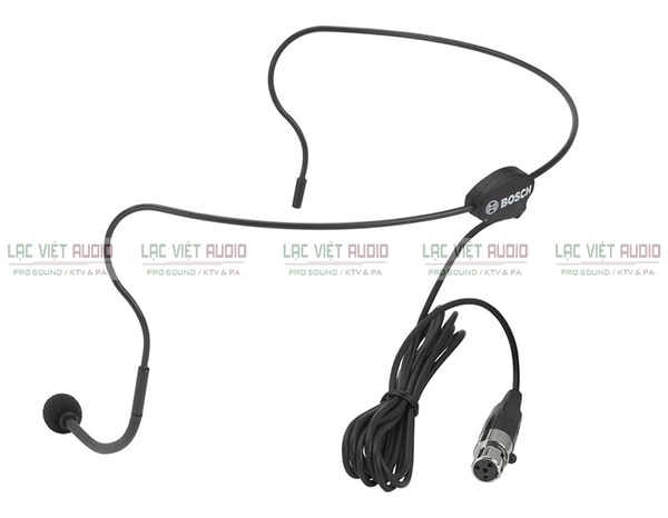 Micro đeo tai Bosch cho chất lượng âm thanh hoàn hảo, chân thực