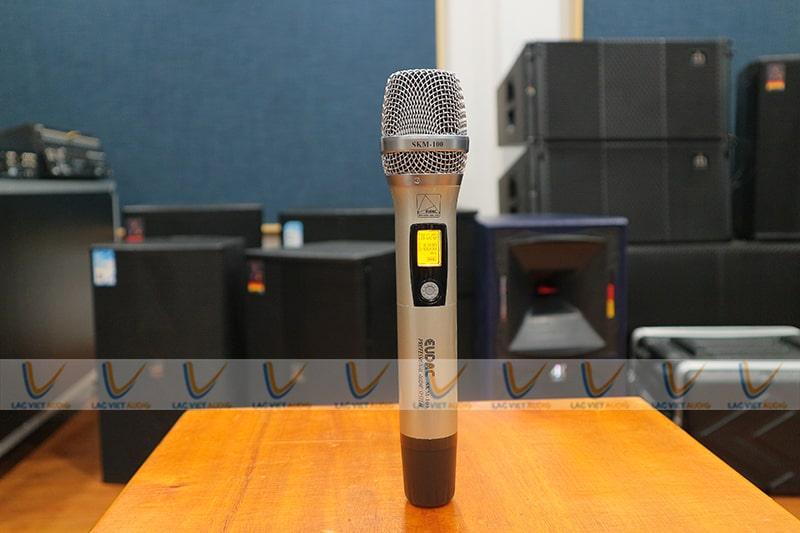 Micro EUDAC SKM100 có nhiều tính năng nổi bật