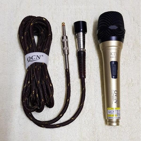Micro karaoke có dây loại nào tốt?