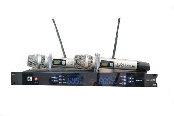 Micro không dây EUDAC SKM-200