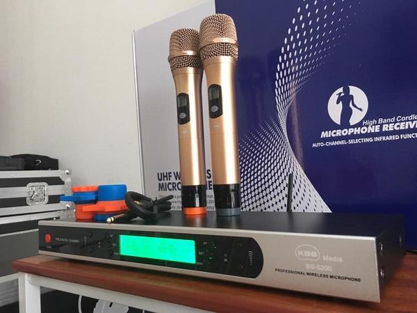 Micro KBS BS5200 thiết kế mang phong cách châu âu